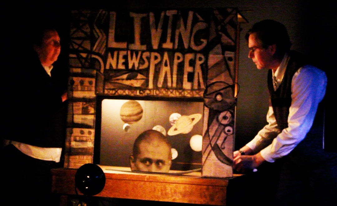 living newspaper SD2