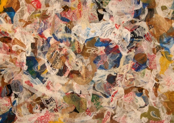 """Trash Canvas"""